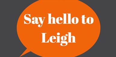 Meet Leigh, our Visual Merchandiser!