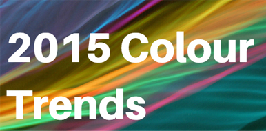 2015 Colour Trends