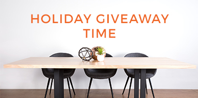 MASSIVE Holiday Giveaway Time!
