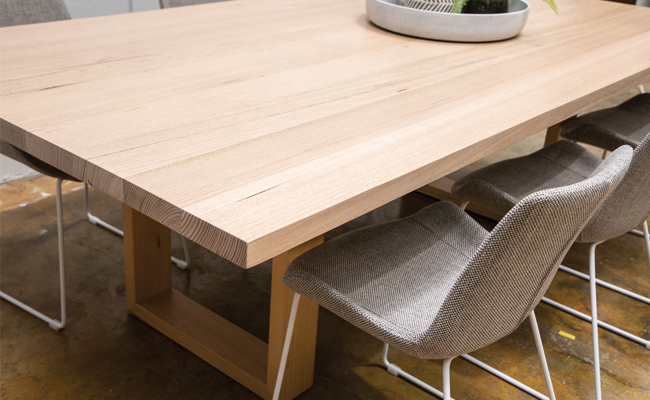 Wembley Table Timber Base