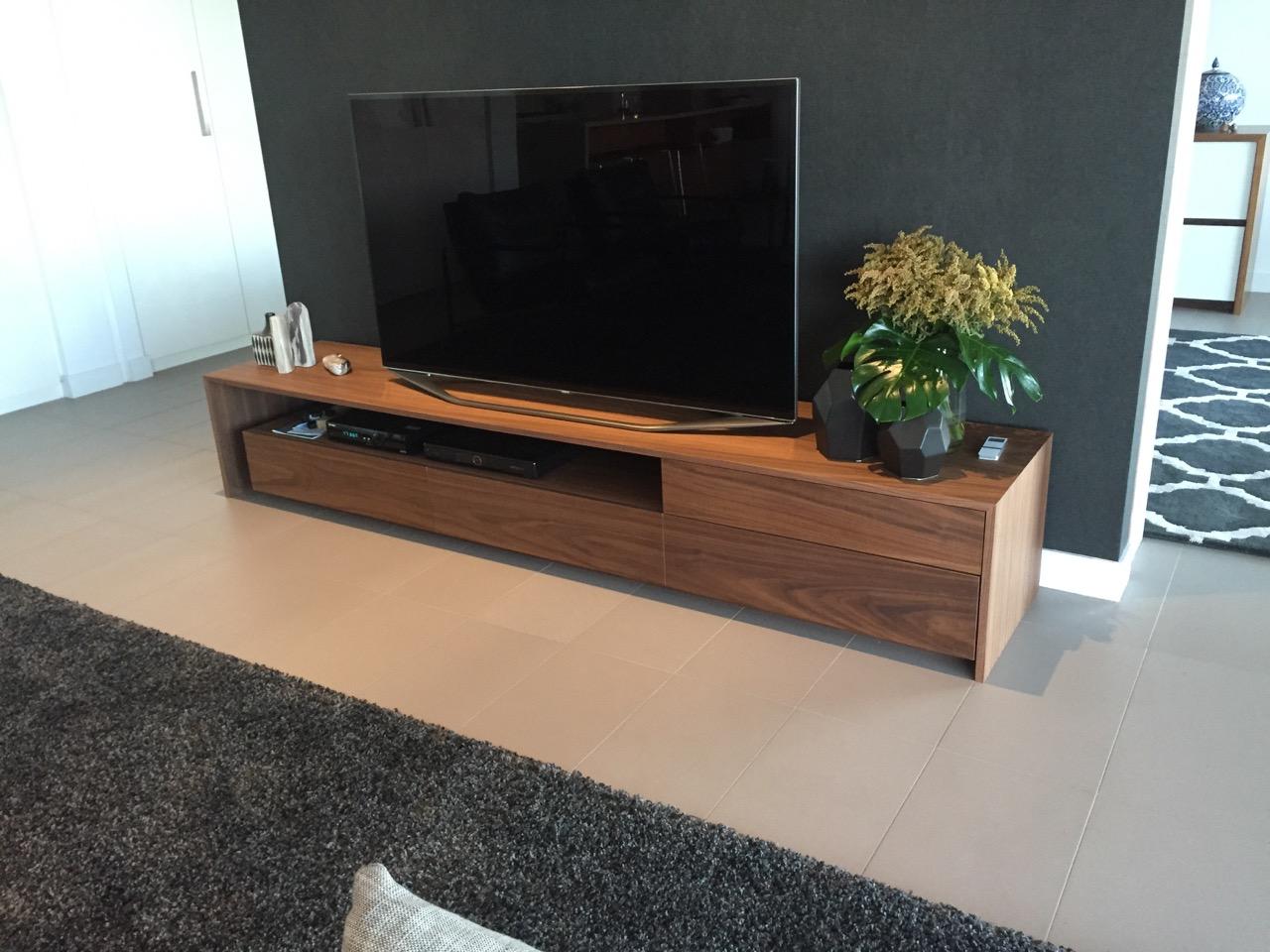 Custom Made TV Lowline Unit