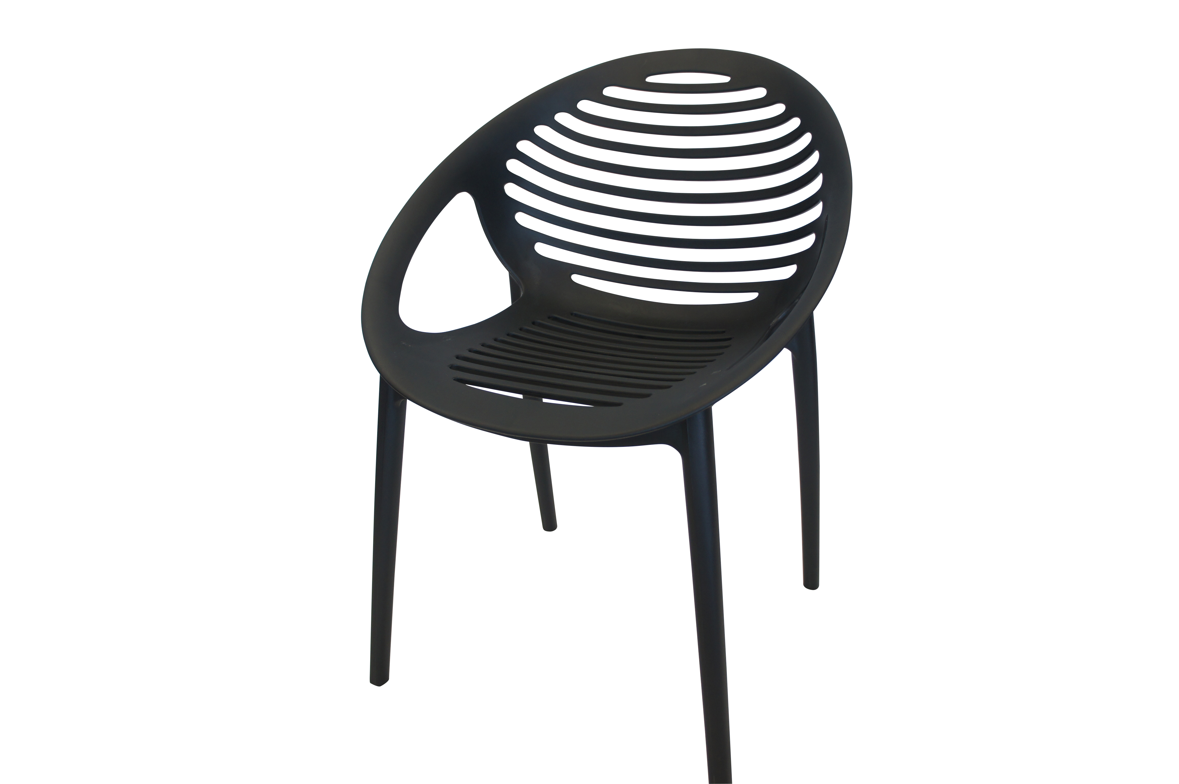 Coogee Outdoor Chair Black