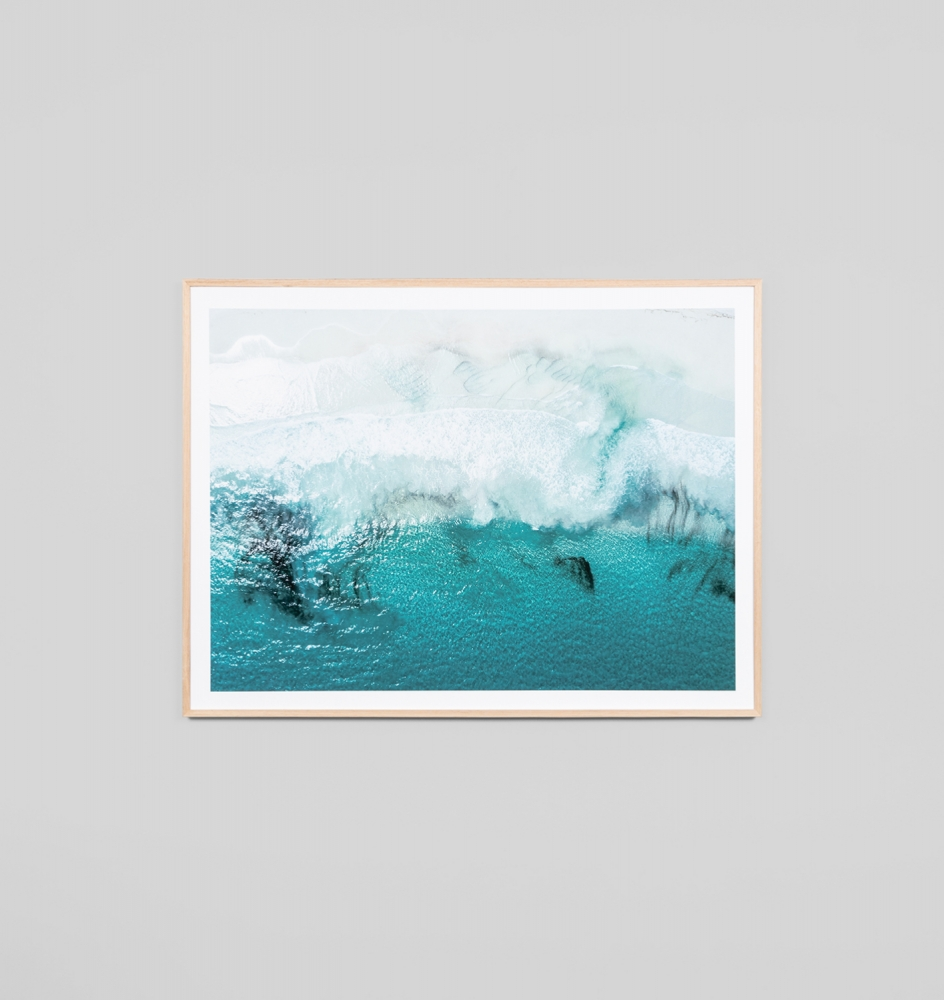 Cape La Grand framed print
