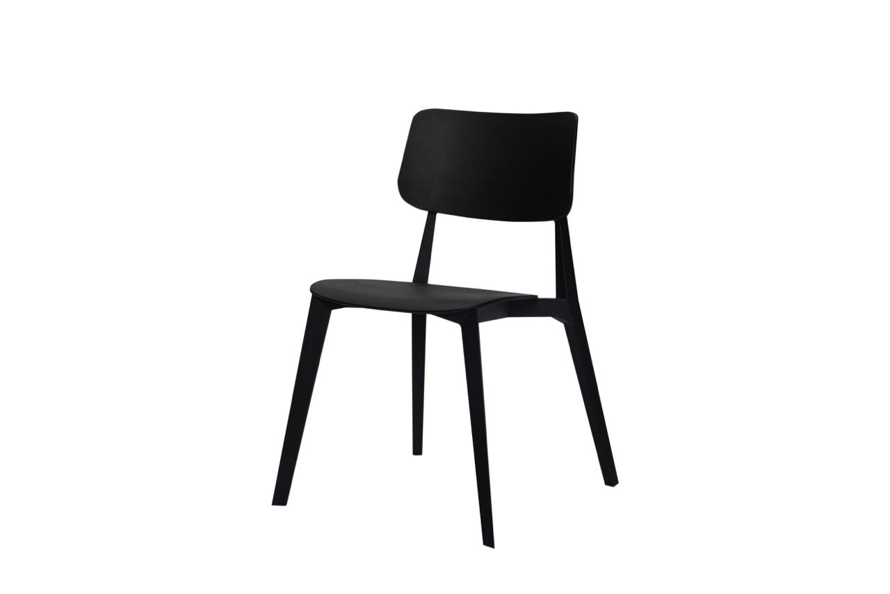 Stellar Outdoor Chair Black