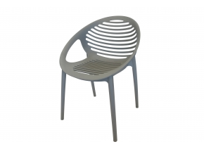 Coogee Outdoor Chair Grey