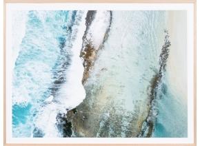 Esperance framed print