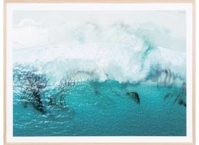 Cape La Grand framed print