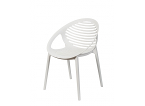 Coogee Outdoor Chair White