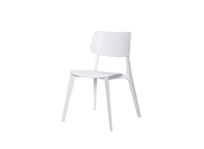 Stellar Outdoor Chair white